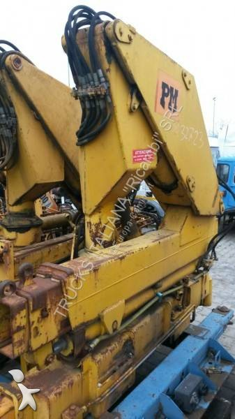 View images PM Truck equipments