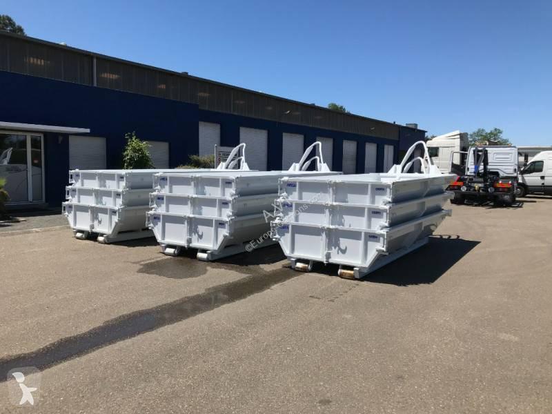 Uitrusting voor vrachtwagens Jimeca
