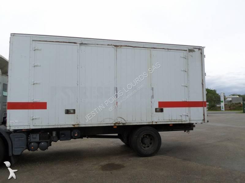 Ver as fotos Equipamentos pesados Cargovan