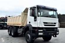 Iveco AD 260 T 410 / 6x6 / Burta Hydrauliczna / Burty 1 metr /