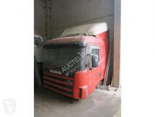 wyposażenie ciężarówek Scania