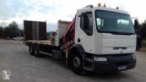 wyposażenie ciężarówek Renault 300.26