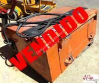 equipamientos nc BARREDORA PARA MINI-PALA RODA