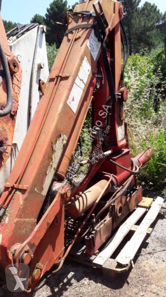 Zobaczyć zdjęcia Wyposażenie ciężarówek HMF A 111-K2