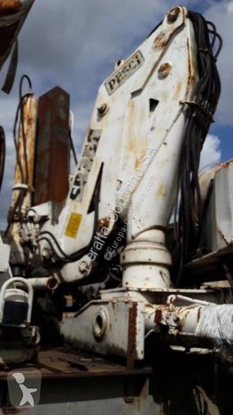 Zobaczyć zdjęcia Wyposażenie ciężarówek Pesci SP 350 35 tons/mt