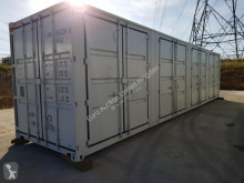 nc 40' HC Container c/w 4 Side Open Door, One End Door