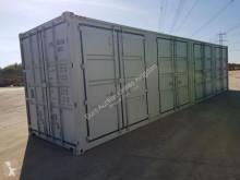 nc 40' HC Container c/w 4 Side Open Door, One End Door