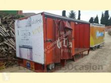 Bekijk foto's Uitrusting voor vrachtwagens onbekend Carrosserie bâchée