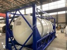 Voir les photos Équipements PL Messer Griesheim Cryogenic tank, Oxygen, Argon, Nitrogen, LIN, LAR, LOX, cryo, IMO 7, T75.