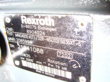 Rexroth A4VG40DE4DT1/32R-NSC02F003SXT- equipment spare parts