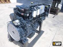 Liebherr engine block