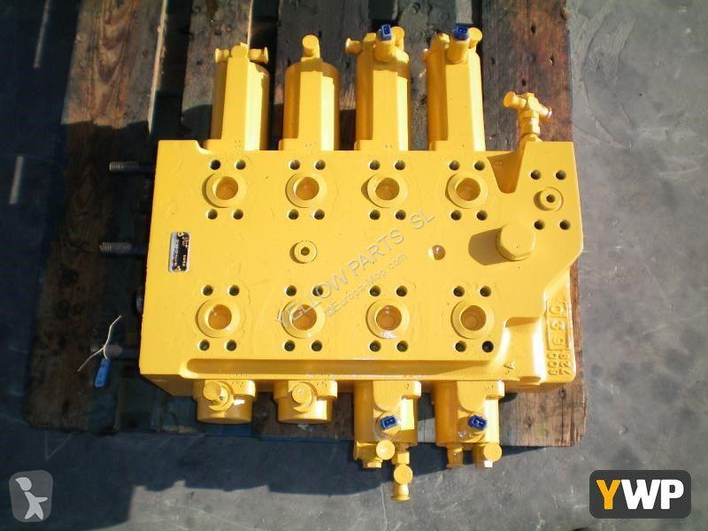 pièces détachées TP hydraulique distributeur hydraulique