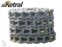 losse onderdelen bouwmachines Caterpillar Chenille caoutchouc pour excavateur 318BL neuf