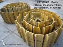 Caterpillar Chenille caoutchouc Kette mit Bodenplatten pour bulldozer D8N/R