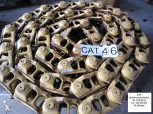Caterpillar Chenille caoutchouc Kette /( Drehbuchsen) und Bodenplatten pour bulldozer D6