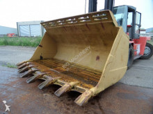losse onderdelen bouwmachines Caterpillar 988F bucket with teeth