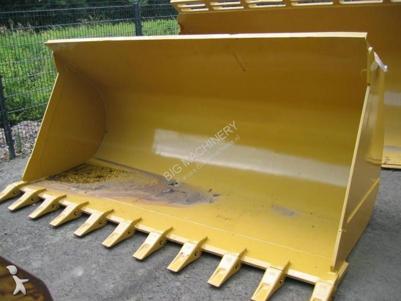 Losse onderdelen bouwmachines Caterpillar bucket fits 966D, 966E, 966F, 966G, 966H