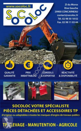 n/a SPECIALISTE PIECES TP equipment spare parts