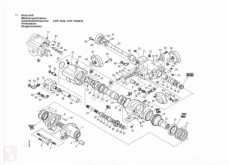 Atlas Pièces de rechange COPCO COP 1432 pour machine de forage Copco COP 1432 equipment spare parts