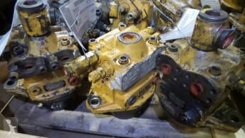 rotatie motorreductor Liebherr