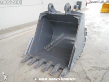 losse onderdelen bouwmachines Volvo EC240/EC250. New Buckets EC240/250 width 120 CM