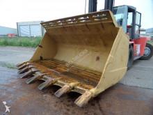 losse onderdelen bouwmachines Caterpillar 988F bucket with teeth