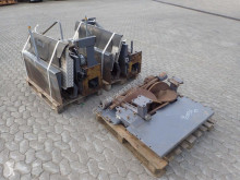 MM Pièces de rechange channel plates AB500-2 TV/ 2500 pour finisseur VÖGELE equipment spare parts
