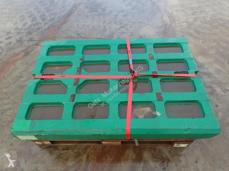 Terex Pièces de rechange crusher jaw/ 900x600  pour concasseur  Metrotrak equipment spare parts