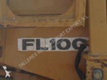 Fiat Cabine pour excavateur FL10C (PIEZAS / DESGUACE) pour pièces de rechange equipment spare parts