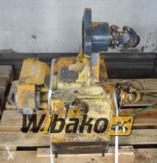 Ahlmann Gearbox/Transmission Ahlmann AS12 equipment spare parts