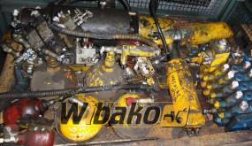 Mecalac Valves set Mecalac 14MXT equipment spare parts