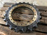 Case sprocket wheel