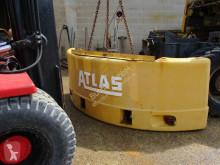 İş makinesi yedek parçaları Atlas