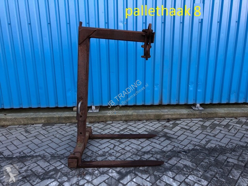 N/a 2000 KG Pallethaak vork pallet hook equipment spare parts