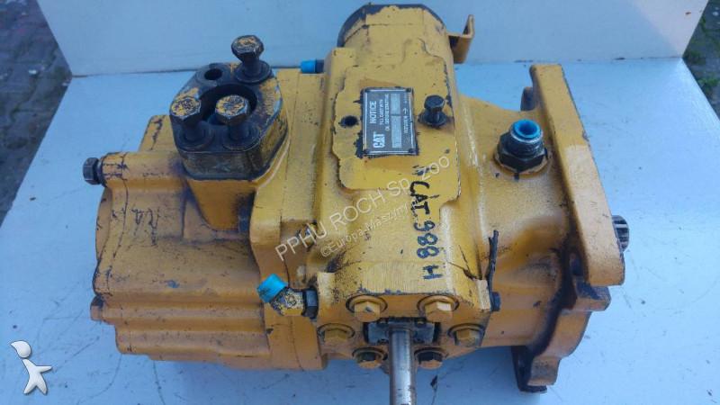 pièces détachées TP hydraulique