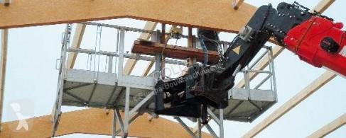 Peças máquinas de construção civil Manitou OHR Platform 1000 kg