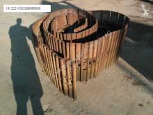 Liebherr Chenille caoutchouc pour excavateur R 912