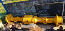 losse onderdelen bouwmachines JCB Pont BACKHOE COMPLETE REAR AXLE 3CX pour excavateur