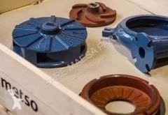 Metso Minerals TOUS TYPES DE PIECES METSO - METSO MINERALS CONCASSEUR – et tous les autres types de materiel et engins de construction (BTP) de la marque...