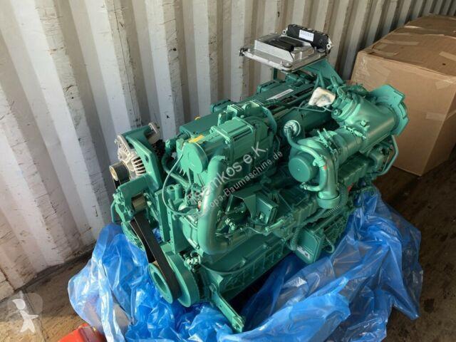 View images Volvo Moteur  Neue Motor mit Garantie pour chargeuse sur pneus  L60G-L70G-L90G equipment spare parts