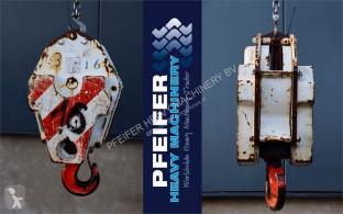 Terex 16T equipment spare parts