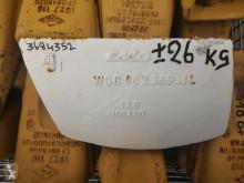 losse onderdelen bouwmachines Esco WSC90X360-1L