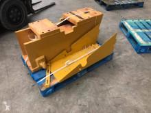 części zamienne TP Caterpillar 140H / 140K PUSH BLOCK
