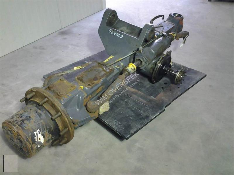 pièces détachées TP suspension essieu