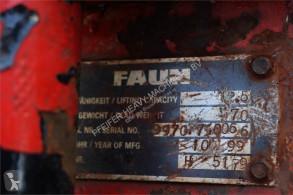 Vedeţi fotografiile Echipamente pentru construcţii Faun HOOKBLOCK 12,5t
