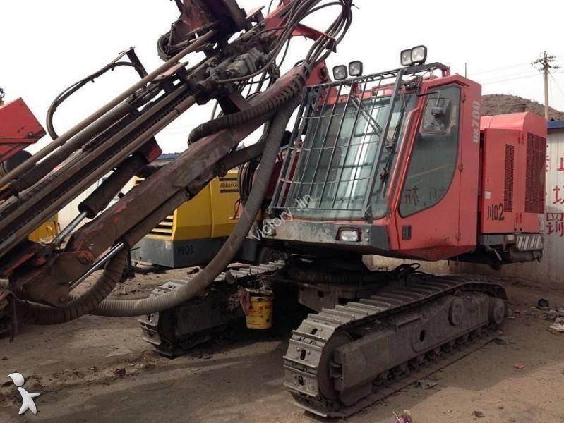 Sandvik 700 drilling, harvesting, trenching equipment