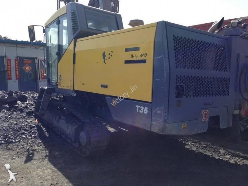 Atlas Copco ROC D7 drilling, harvesting, trenching equipment