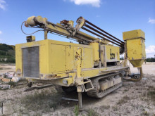 Böhler drilling vehicle drilling, harvesting, trenching equipment