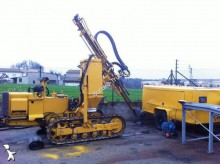 Böhler trencher drilling, harvesting, trenching equipment