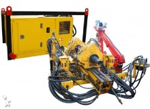 Hütte HSB 050 E drilling, harvesting, trenching equipment